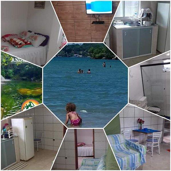 Casa temporada Angra Dos Reis, location de vacances à Angra Dos Reis