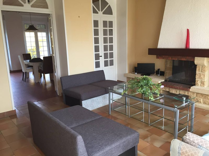 Amazing house with garden & terrace, holiday rental in Denonville