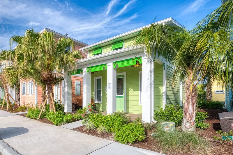 Cottage near Disney at the New Margaritaville Resort Orlando, holiday rental in Kissimmee