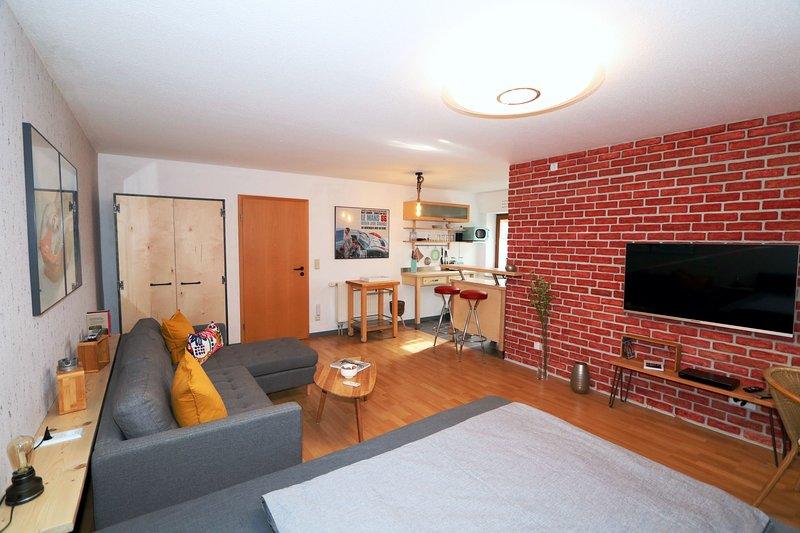 Wunderschönes Ferien Apartment, location de vacances à Steinheim