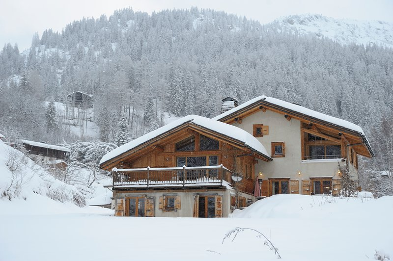 Chalet Les Frasserands, vacation rental in Chamonix