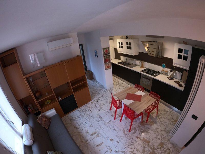 Nico's House, vacation rental in Ricco del Golfo di Spezia