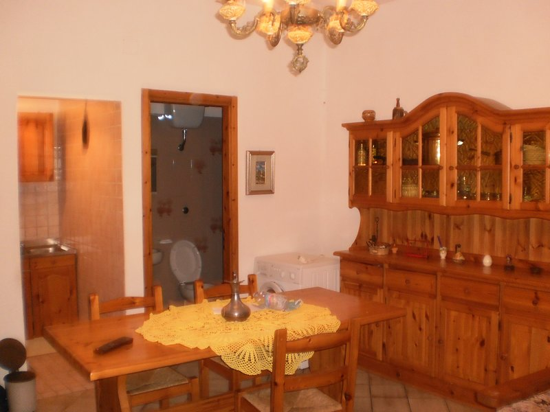 Beautiful apartment with sea view, vacation rental in Santa Maria al Bagno