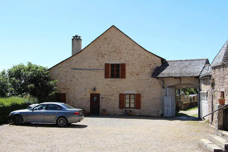 Apartment with mountain view, holiday rental in Montpeyroux