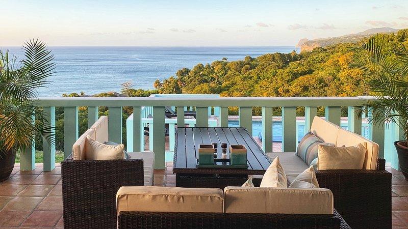 Montserrat I Innisfree Villa, holiday rental in Woodlands