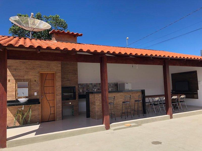 Residência Lustrosa, location de vacances à Pirenopolis
