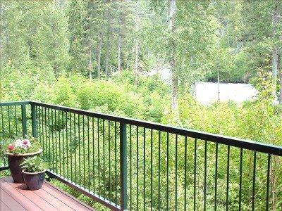 Bigfork - Bearister Den, holiday rental in Woods Bay