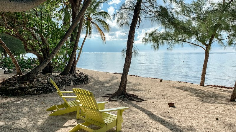Hidden Gem at Grapetree Cove, holiday rental in East End