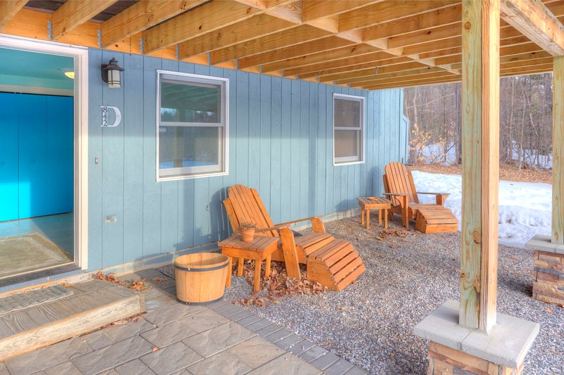 Long Lake escape, vacation rental in Harrison