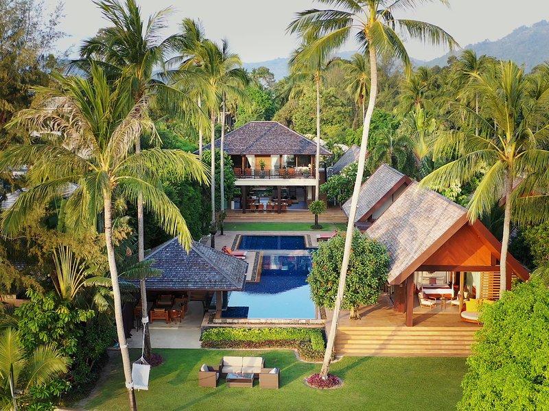 Baan Puri, 6BR, Lipa Noi, alquiler de vacaciones en Koh Samui