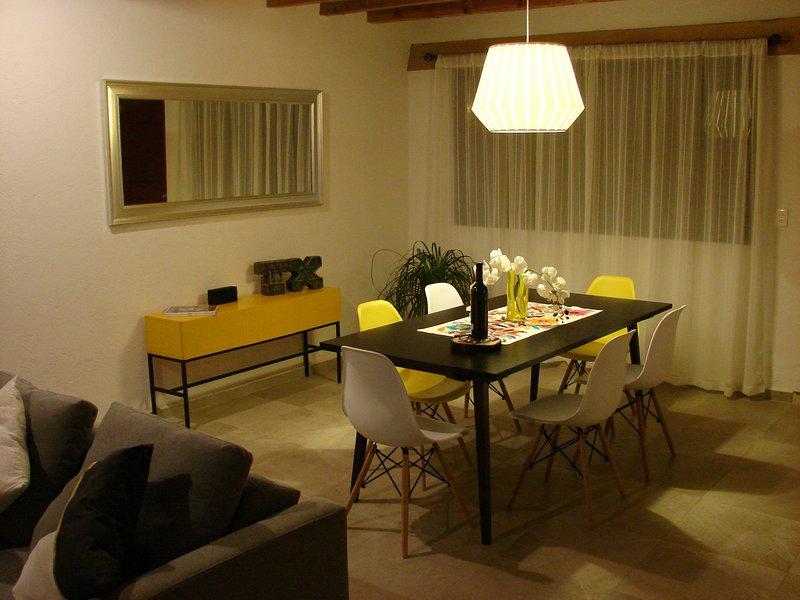 Casa Amarilla, vacation rental in Tequisquiapan