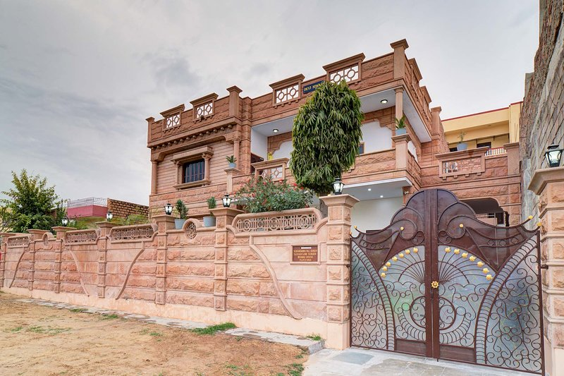 Devi Niwas by Vista Rooms, holiday rental in Jodhpur