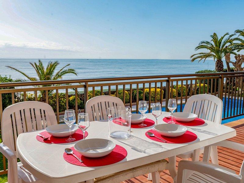 Blaumar, holiday rental in Caldes d'Estrac