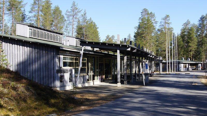 Kylmäluoma cottages and camp site, alquiler de vacaciones en Soivio