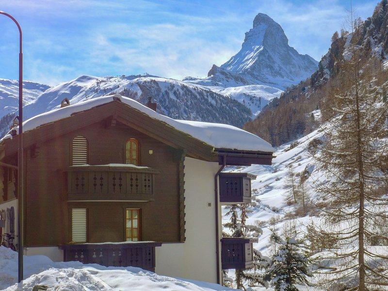 Chatillon Chalet in Zermatt