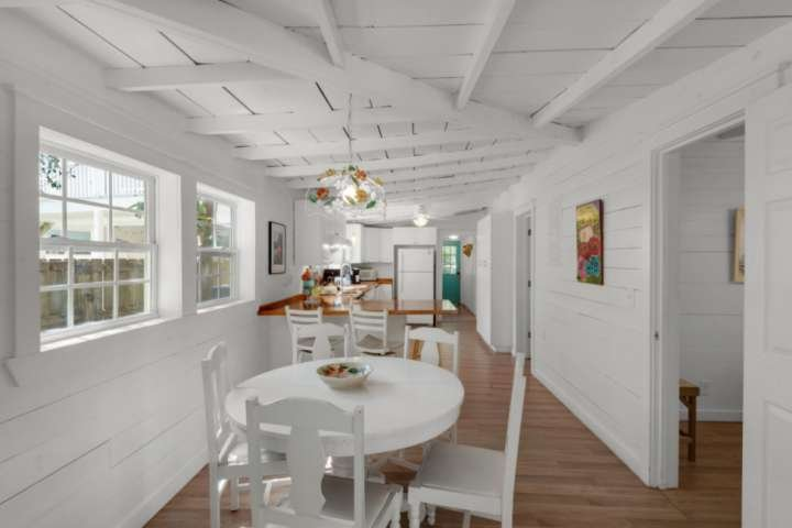 Light and airy open layout throughout the main living space!