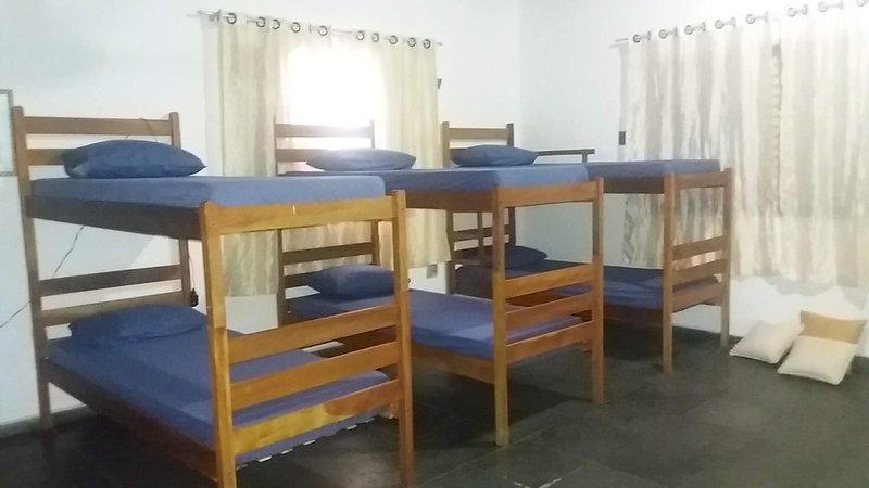Casarão hostel, aluguéis de temporada em Mato Grosso