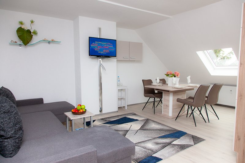 Top Wohnung Duisburg Süd Messe- und Airportnähe 3A, vacation rental in Willich