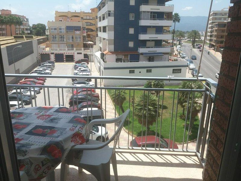 Beautiful apt near the beach, holiday rental in Alginet