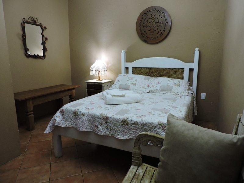 Nossa hospedaria e ideal para querer aproveitar a cidade e a natureza tiradentes, holiday rental in Tiradentes