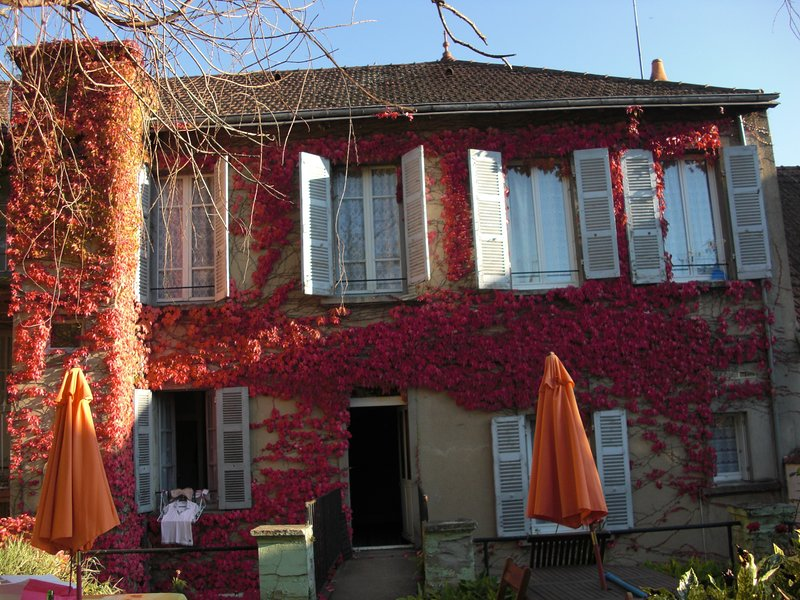 Amazing studio with garden & Wifi, holiday rental in Virlet