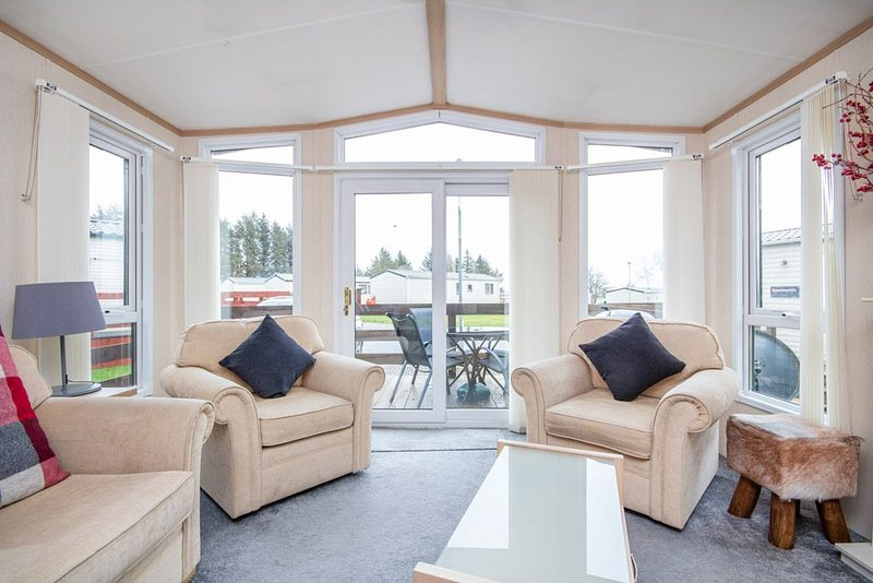 North Coast Retreat, casa vacanza a Lairg