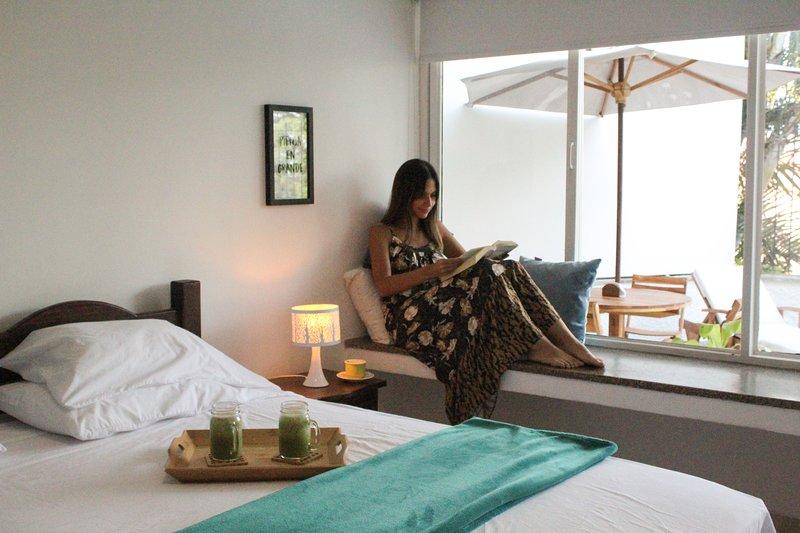 Soul Garden Yoga House & Art Café, vacation rental in Yumbo