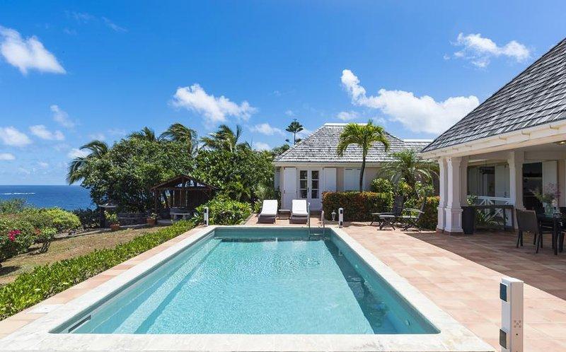 Amazing villa with swimming-pool, location de vacances à Petit Cul de Sac