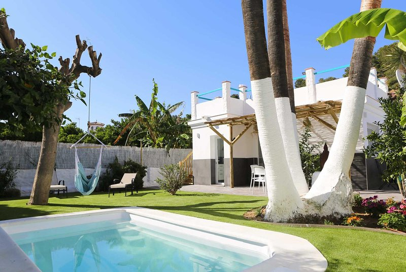 fabulous couple's retreat in an ideal location, holiday rental in Torremolinos