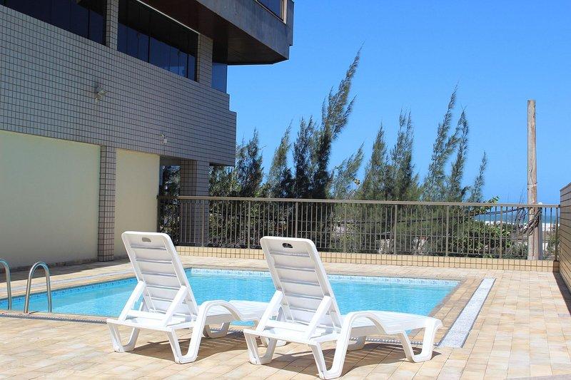 Lindo apartamento 3 quartos com Vista p/ Mar., vacation rental in Cabo Frio