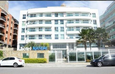 Charmoso e confortável 1 quarto/frente Mar - Mandai / Inicio da praia do Forte, vacation rental in Cabo Frio