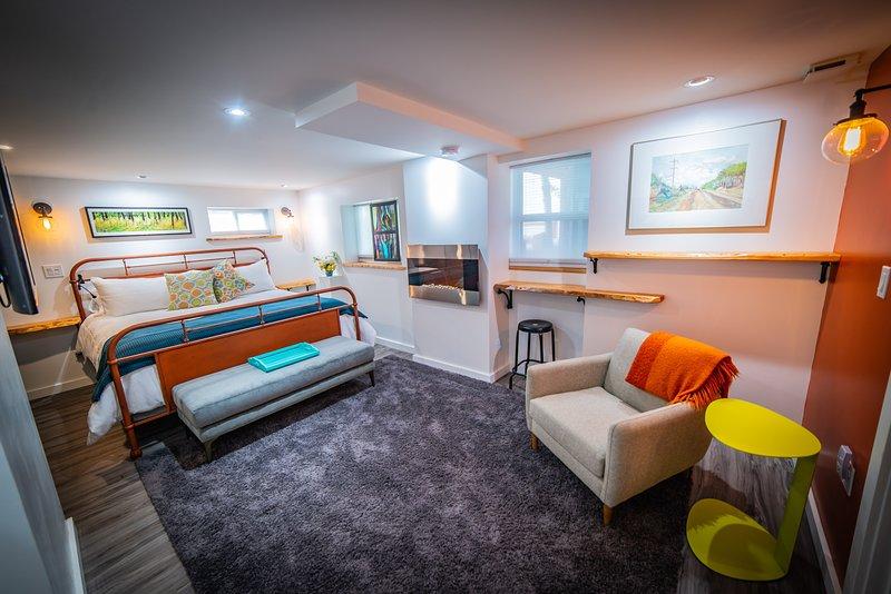 Gallery Suite, alquiler de vacaciones en Nelson