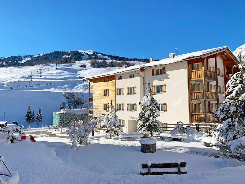 Surses Alpin, holiday rental in Wergenstein