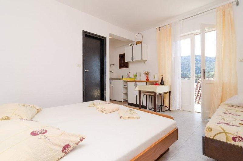 Apartments Dalmatin Žuljana - Studio Apartment 1, holiday rental in Zuljana