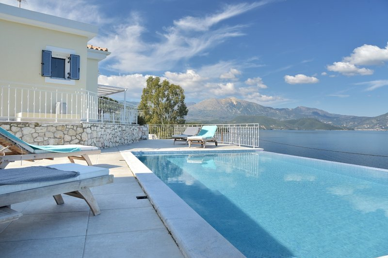 Kavos House, vacation rental in Spartochori