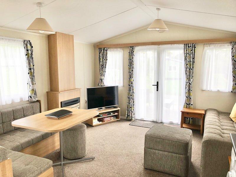 Wood View, vacation rental in Wennington