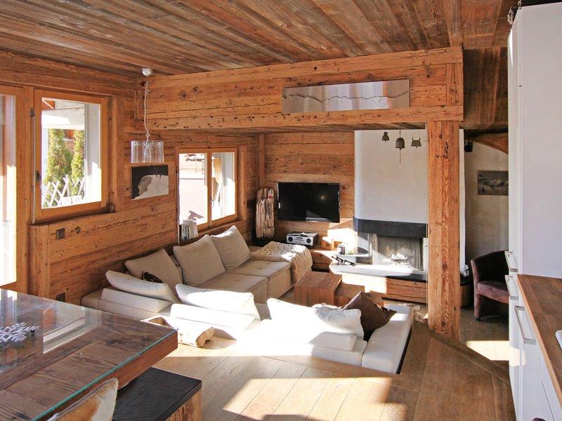 Praz, holiday rental in Bovernier