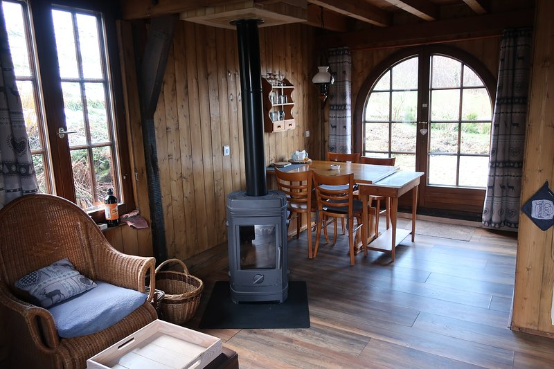 Gîte et chambres d'hôtes le Chêne, holiday rental in La Croix-aux-Mines