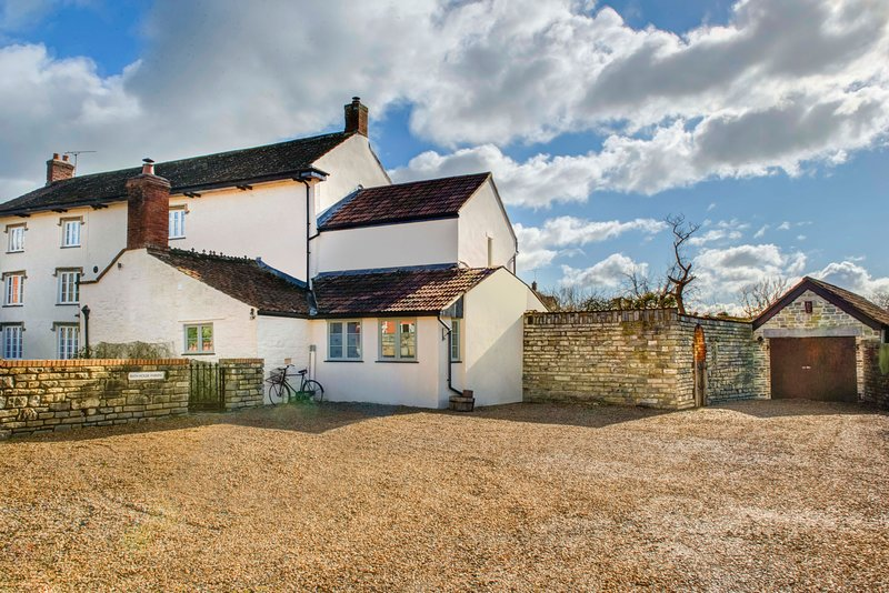 Bath House, Langport, holiday rental in Othery