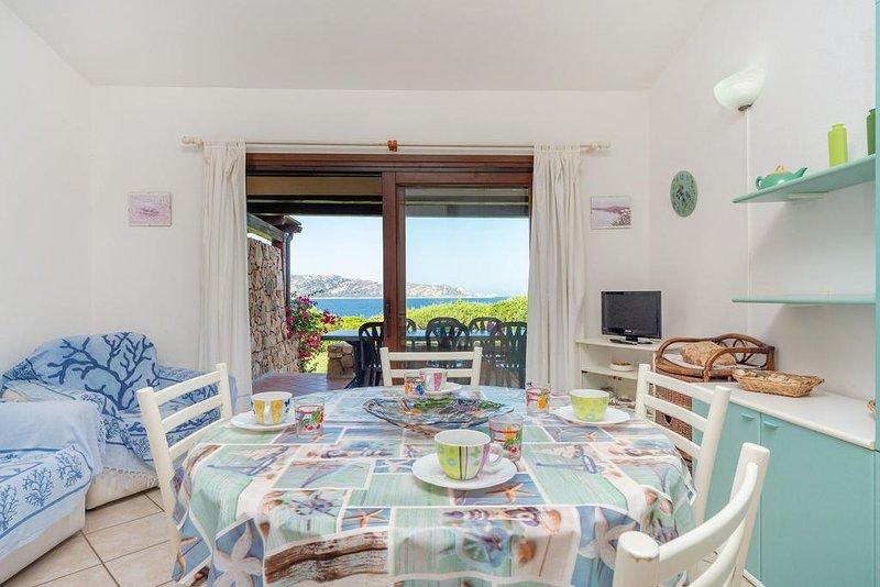 Amazing house with sea view, location de vacances à Salina Bamba