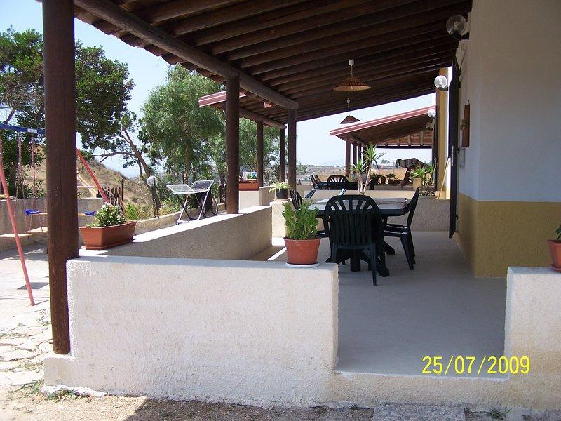 Nice apartment with sea view & Wifi, casa vacanza a Eraclea Minoa