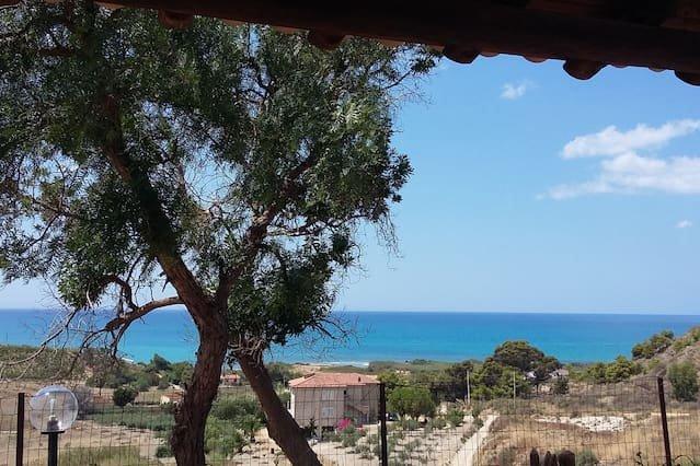 Beautiful apartment with sea view, casa vacanza a Eraclea Minoa