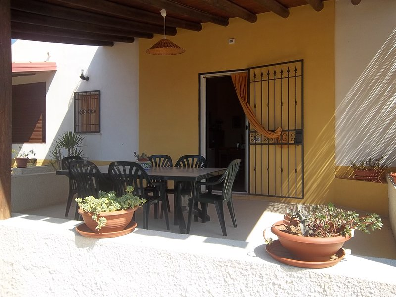 Amazing apartment with sea view, holiday rental in Eraclea Minoa
