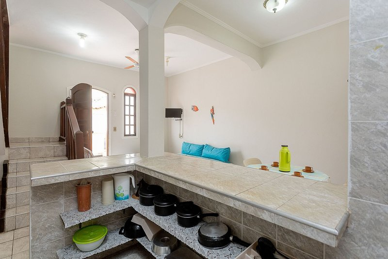 Villagio Santa Mônica - Chalé Standard 3, holiday rental in Caraguatatuba