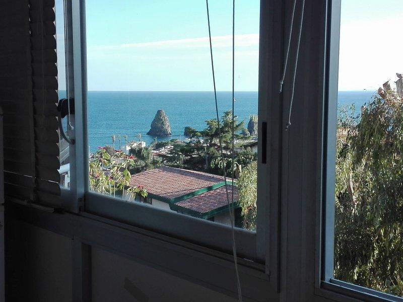 Nice studio with balcony & Wifi, holiday rental in Vambolieri I