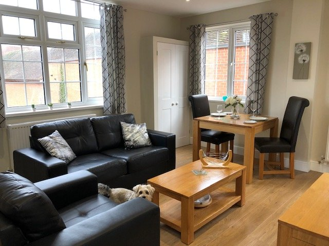 Self contained apartment in the heart of Thame, holiday rental in Long Crendon