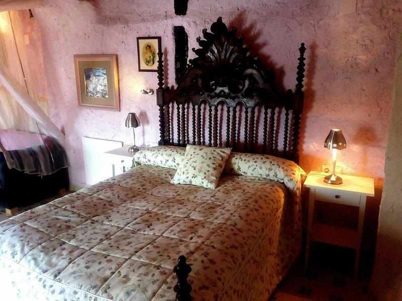 Apartamento rural en valeria Cuenca, location de vacances à Almodovar del Pinar