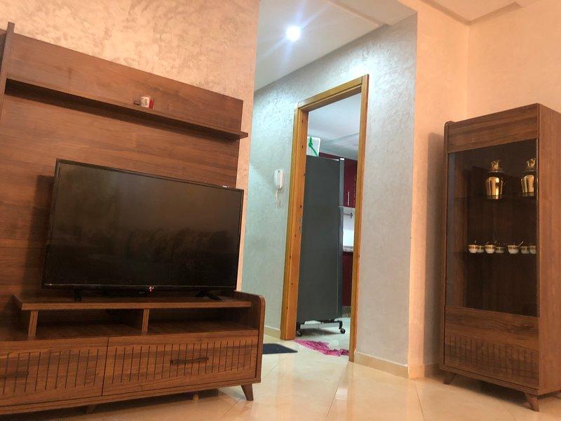 Cosy apartment in centre, alquiler de vacaciones en Región de Rabat-Salé-Zemur-Zaer
