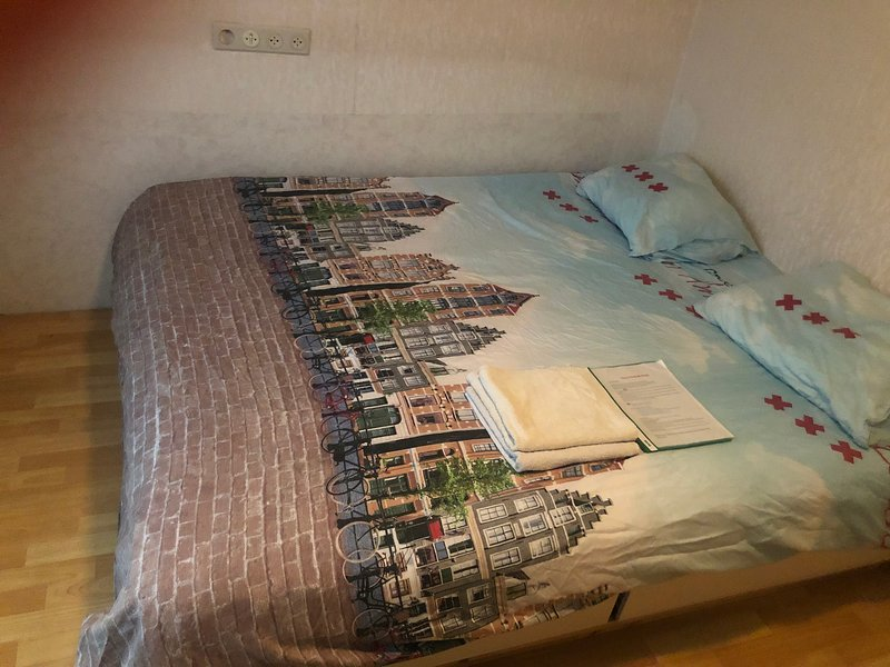 Well-located room 15 mins from Amsterdam Central, holiday rental in Zaandam
