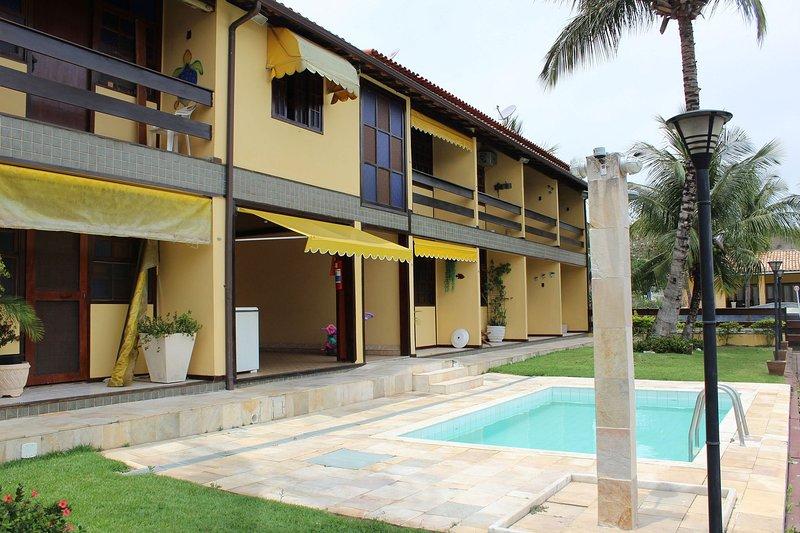 Peró - Aconchegante com 2 quartos - próximo a 3 lindas praias, vacation rental in Cabo Frio